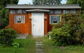 Steinhaus im Bungalowstil ca. 30qm zu verkaufen!