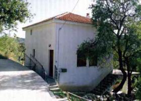 Steinhaus auf dem Pilion/Griechenland
