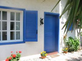 Steinhaus nahe der Stadt Suda/Westkreta/Griechenland