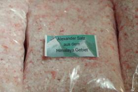 Steinsalz, Kristallsalz 3 Kg
