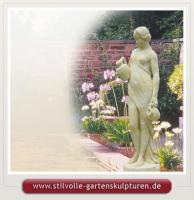 steinskulpturen f r den garten skulpturen steinfiguren. Black Bedroom Furniture Sets. Home Design Ideas