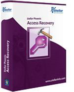 Stellar Phoenix Access Recovery Software