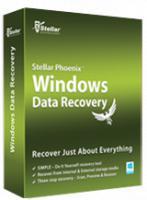 Stellar Phoenix Windows Data Recovery(Pro) – Partitionen-Rettungs software