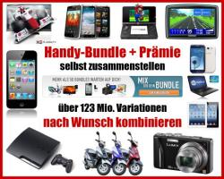 Foto 3 Stellen Sie sich ihr Wunsch Bundle selbst zusammen, iPhone, Nokia, Samsung + TV, Laptop, iPad uvm.