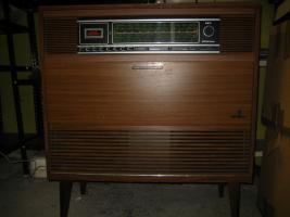 Stereo Konzertschrank Como 10BX der FA Grundig