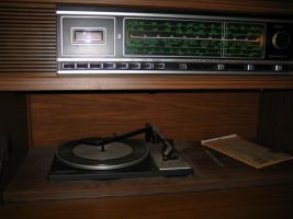 Foto 3 Stereo Konzertschrank Como 10BX der FA Grundig