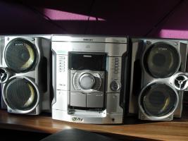 Stereoanlage in einem sehr guter Zustand 4 Jahre alt!!