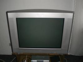 Stero Farbfehrnseher Sony WEGA 100 HZ 70cm Bildröhre