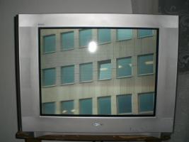 Foto 9 Stero Farbfehrnseher Sony WEGA 100 HZ 70cm Bildröhre
