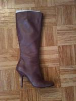 Stiefel Pura Lopez, Gr. 37, fliederfarben