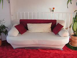 Stilvolles Sofa ausziehbar