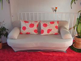 Foto 2 Stilvolles Sofa ausziehbar