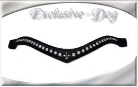 Stirnriemen/Stirnband/Browbands by EXCLUSIVE-DOG