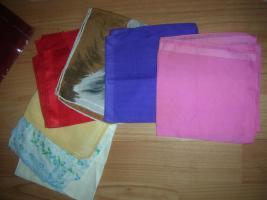 Stoff Taschentücher