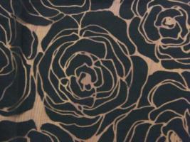 stoffpaket schwarze rosen stoffe in wiesbaden von privat stoffe leder. Black Bedroom Furniture Sets. Home Design Ideas