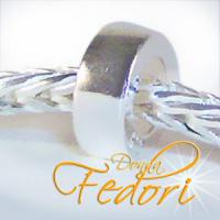 Stopper Foxi 925 Sterling Silber