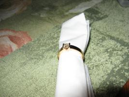 Strahlend schöner Brilliant Ring 750 Gold,  Brilliant 0,40 Karat