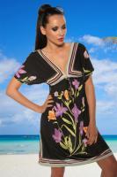 Strand-Kleid bunt von Atixo - Größe S-L - Neu & OVP