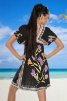 Foto 2 Strand-Kleid bunt von Atixo - Größe S-L - Neu & OVP