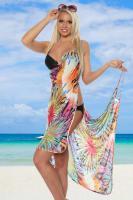 Strand-Kleid bunt Gr. OS (Einheitsgröße) - OVP - NEU