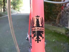 Foto 10 Straßenrennrad von BIANCHI , 18 Gang - Kette von SHIMANO - EXAGE