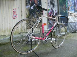 Foto 3 Straßenrennrad von TITAN ,14 Gang - Kette von SHIMANO - EXAGE 300