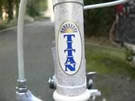 Foto 9 Straßenrennrad von TITAN ,14 Gang - Kette von SHIMANO - EXAGE 300