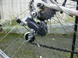 Foto 11 Straßenrennrad von TITAN ,14 Gang - Kette von SHIMANO - EXAGE 300