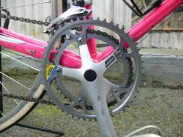 Foto 19 Straßenrennrad von TITAN ,14 Gang - Kette von SHIMANO - EXAGE 300