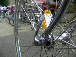 Foto 21 Straßenrennrad von TITAN ,14 Gang - Kette von SHIMANO - EXAGE 300