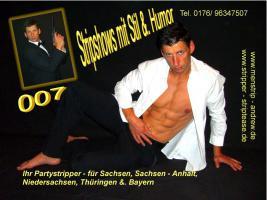 Stripper Menstrip für Dresden und Umland direkt beim Stripper buchen/mieten