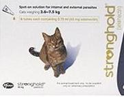 Stronghold 45 mg Katze