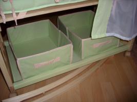 stubenbett 39 babysitter 4 in 1 39 happy duck gr n von roba in berlin von privat. Black Bedroom Furniture Sets. Home Design Ideas
