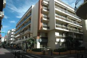 Studio flat by the seafront of Cannes/France