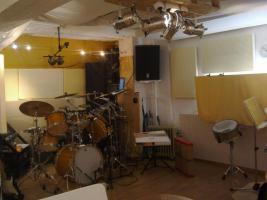 Studio / Probenraum für Nachmieter
