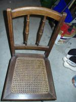 Foto 4 Stühle aus dem Jahr 1940
