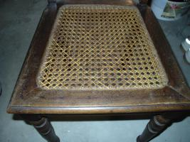 Foto 5 Stühle aus dem Jahr 1940