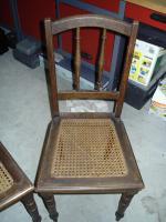 Foto 6 Stühle aus dem Jahr 1940