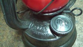 Foto 2 Sturmlampe Nier Feuerhand Nr.175 Super Baby