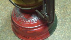 Foto 2 Sturmlampe Nier Feuerhand Nr.276 Baby Special