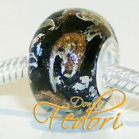 Style Bead Black Treasure