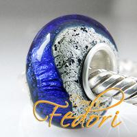 Style Bead Blauer Silberschatz