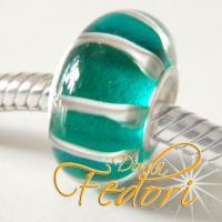 Style Bead Fresh turquoise Sea