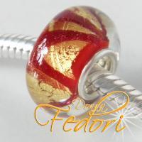 Style Bead Golden Cherry