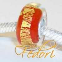 Style Bead Golden Kiss