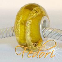 Style Bead Golden Stardust