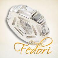 Style Bead Kristall Rad weiß I 925 Sterling Silber, Zirkonia