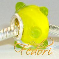Style Bead Lemon Perle
