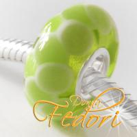 Style Bead Light Green Scala