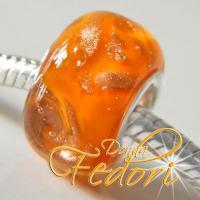 Style Bead Light Orange Treasure